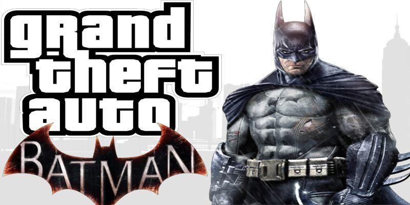 Grand Theft Auto: (GTA) Batman