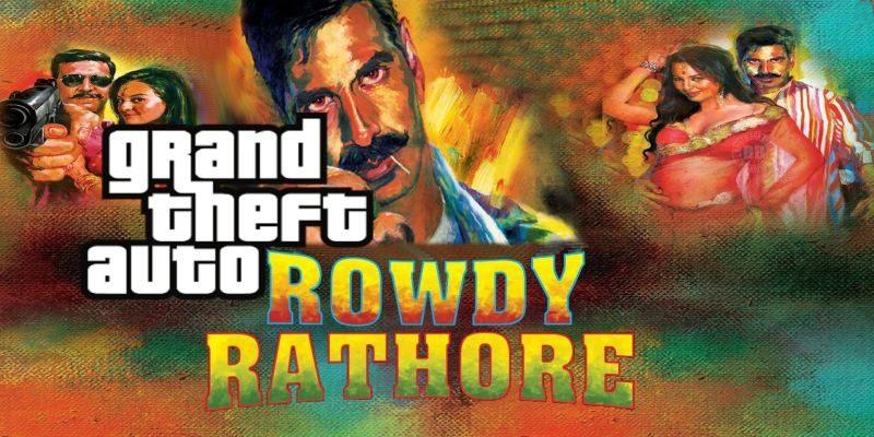 GTA Rowdy Rathore