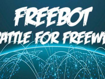 Freebot: Battle for FreeWeb
