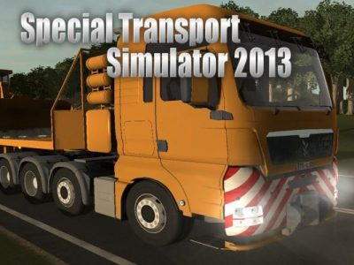 Special Transport Simulator 2013
