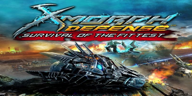 X-Morph: Defense Survival of the Fittest