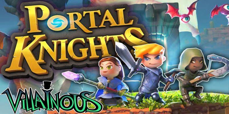 Portal Knights Villainous