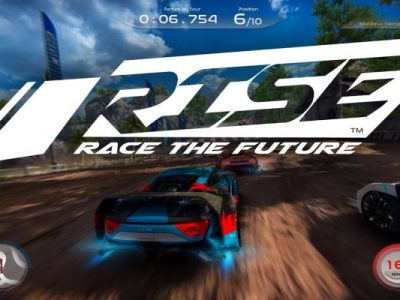 Rise: Race the Future