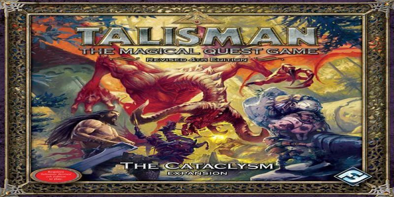 Talisman – The Cataclysm Expansion