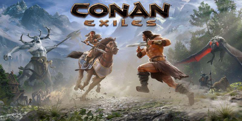 Conan Exiles with (All DLC)