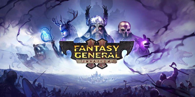 Fantasy General II Invasion General Edition