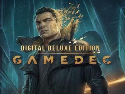 Gamedec Digital Deluxe Edition