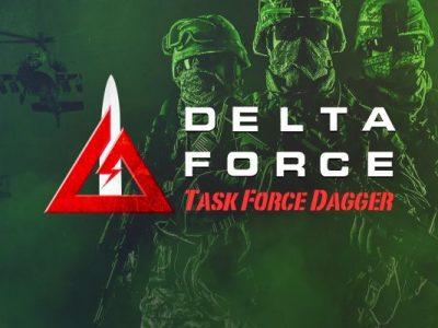 Delta Force Task Force Dagger