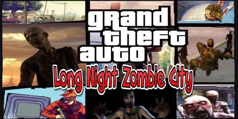 Gta long night zombie city mission 1 open mic youtube.