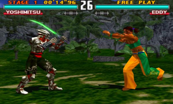 Tekken 3 download pc