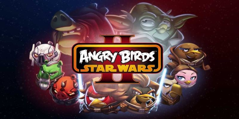 Angry Birds Star Wars Game - Puzzle - Download Game Free