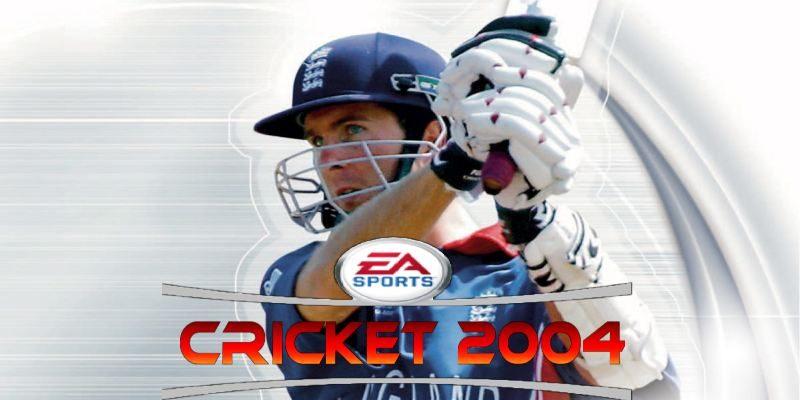 EA Sports Cricket 2004