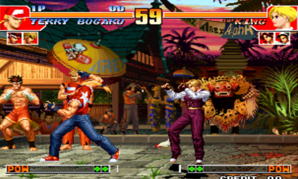 Download King of Fighters 97 - Torrent Game for PC