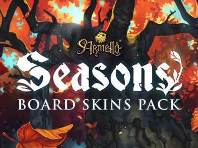 Armello – Seasons Board Skins Pack