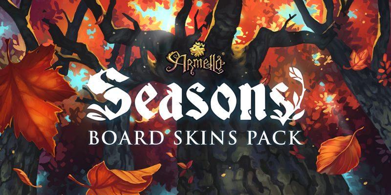 Armello – Seasons Board Skins Pack
