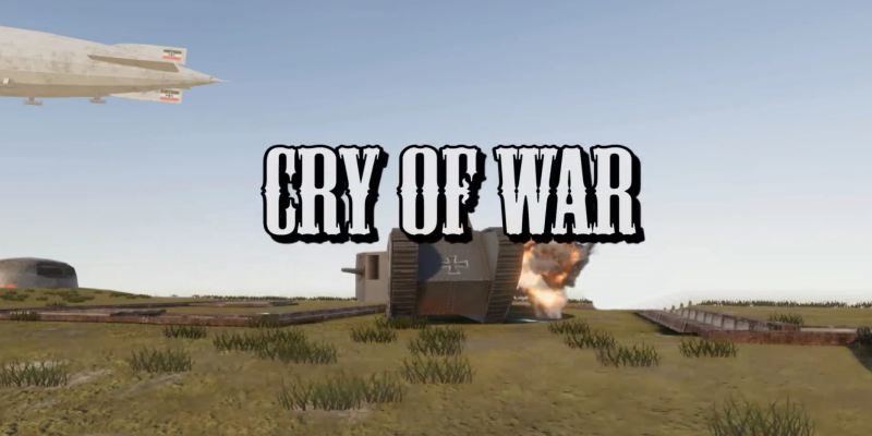 Cry of War