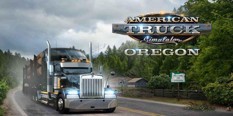 download american truck simulator oregon torrent game. Black Bedroom Furniture Sets. Home Design Ideas