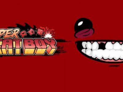 Super Meat Boy Race Mode