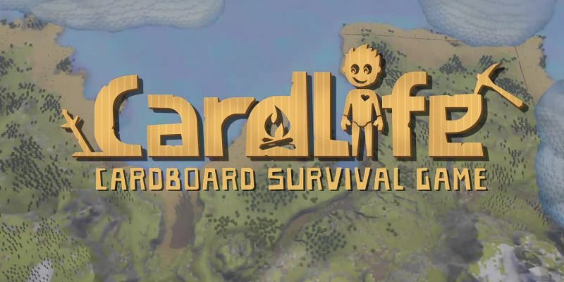 CardLife Science Fantasy Survival