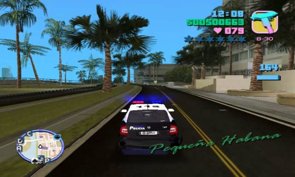 Download GTA Vice City Starman MOD - Torrent Game for PC