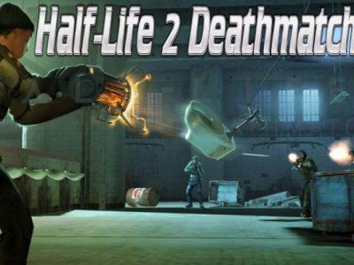 Half Life 2 Deathmatch