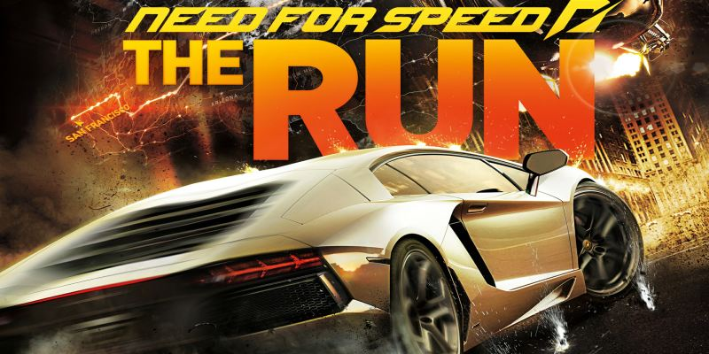 Need For Speed The Run PC Game Torrent Free Download