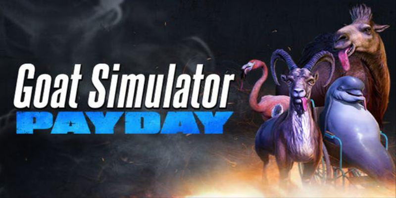 Download Goat Simulator: PAYDAY