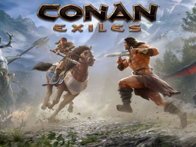 Conan Exiles with (All DLC)