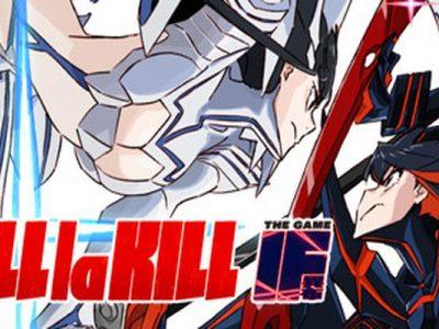 Kill la Kill: IF