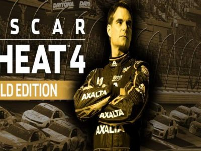 NASCAR Heat 4: Gold Edition