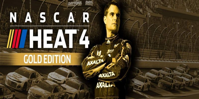 NASCAR Heat 4: Gold Edition