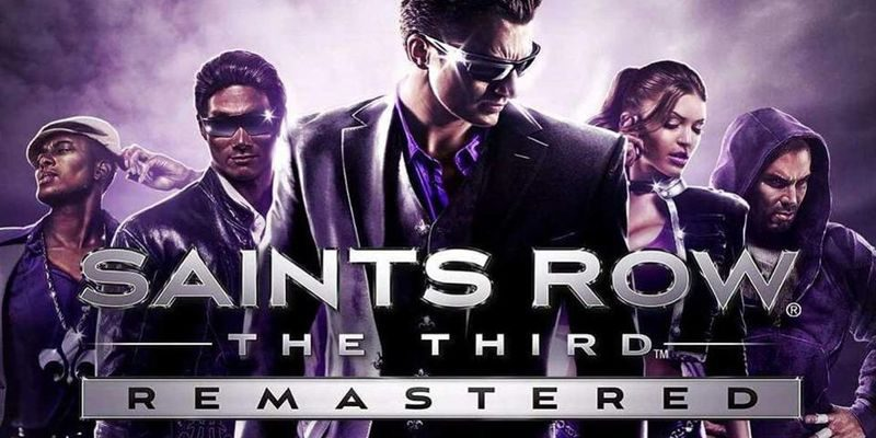 Saint's Row: The Third – Remastered