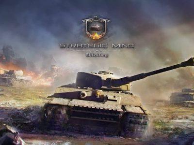 Strategic Mind: Blitzkrieg