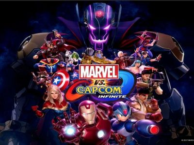 Marvel vs. Capcom: Infinite – Deluxe Edition