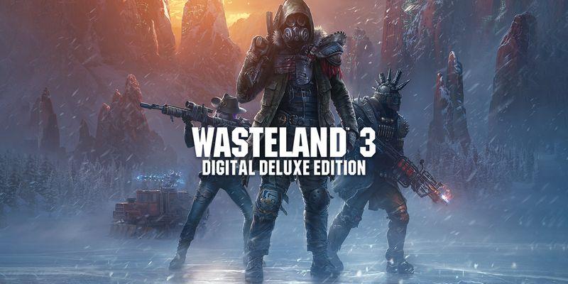 Wasteland 3 – Digital Deluxe