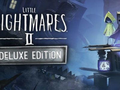 Little Nightmares II – Deluxe Edition