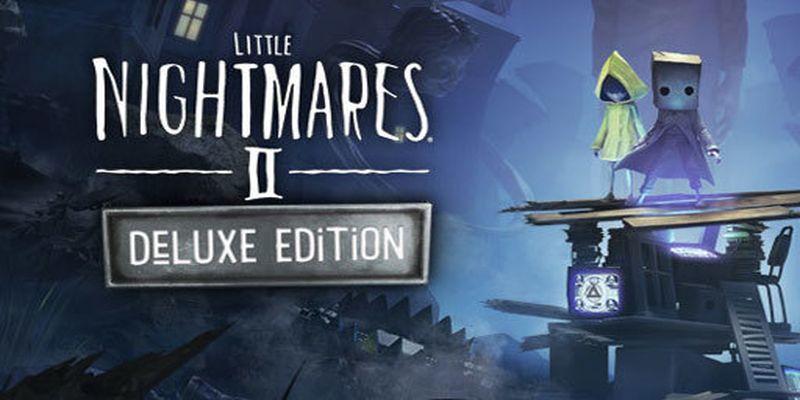 Little Nightmares II – Deluxe Edition