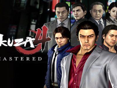 Yakuza 4 Remastered