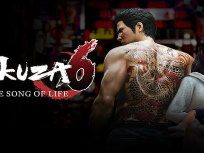 Yakuza 6: The Song of Life (2021)
