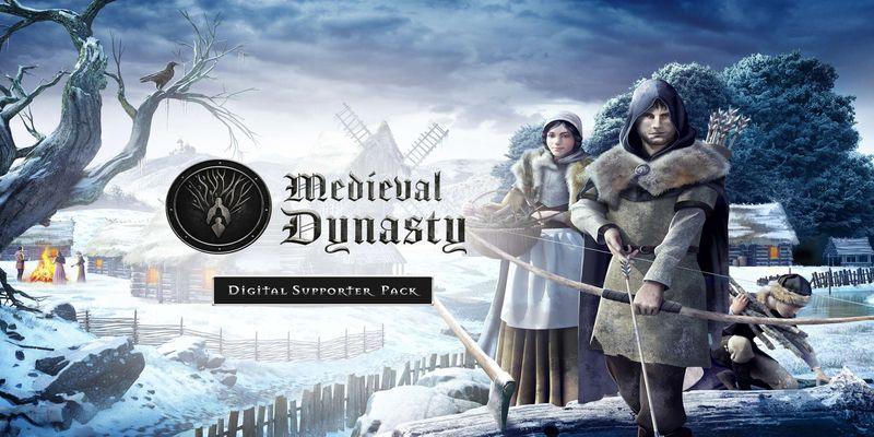 Medieval Dynasty: Digital Supporter Edition