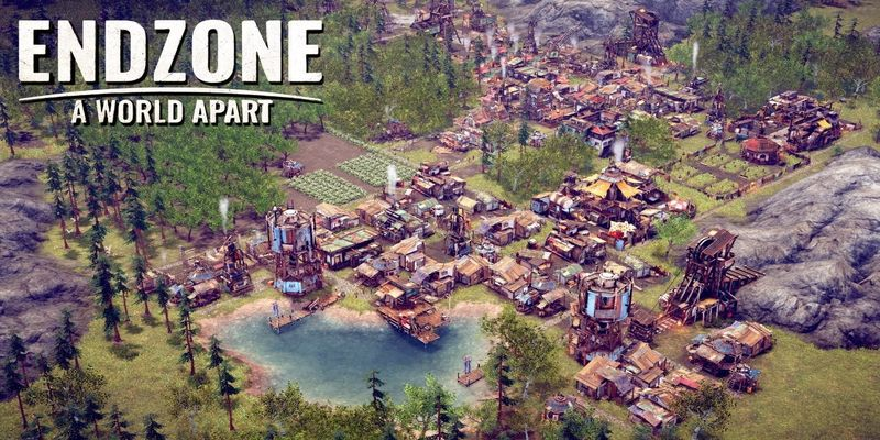Endzone A World Apart Save the World Edition